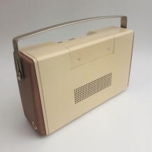 transistor Philips radio 1961