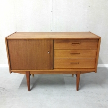 Ongekend jaren 60 teak dressoir - VintageWay.nl KI-99